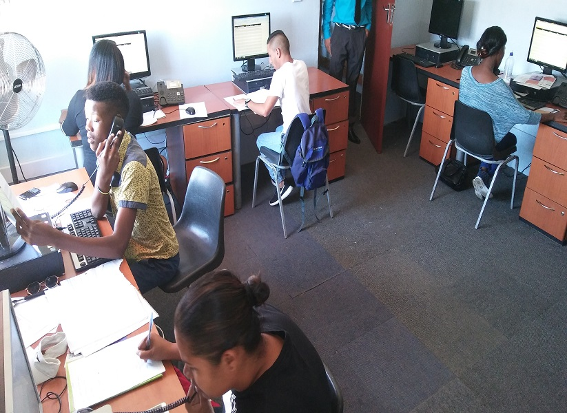 Donate Office Stationeries, Furniture And Class Chairs Tables