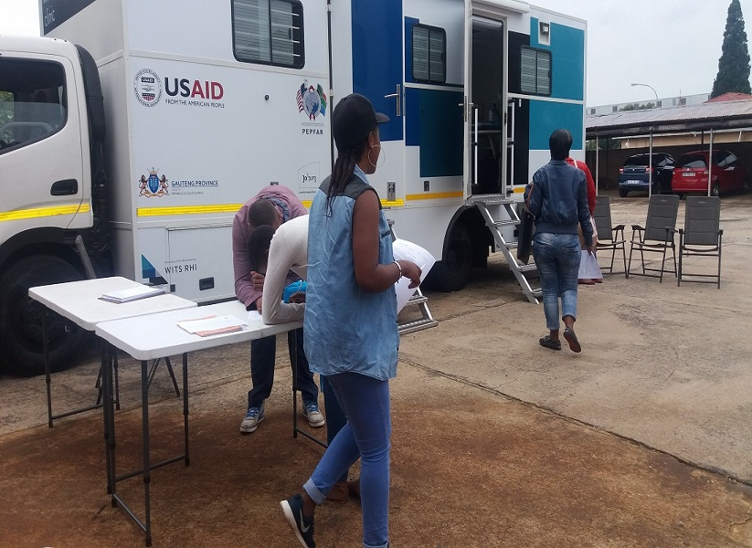 Donate A Quantum Bus Or Bakkie/Truck Vehicle